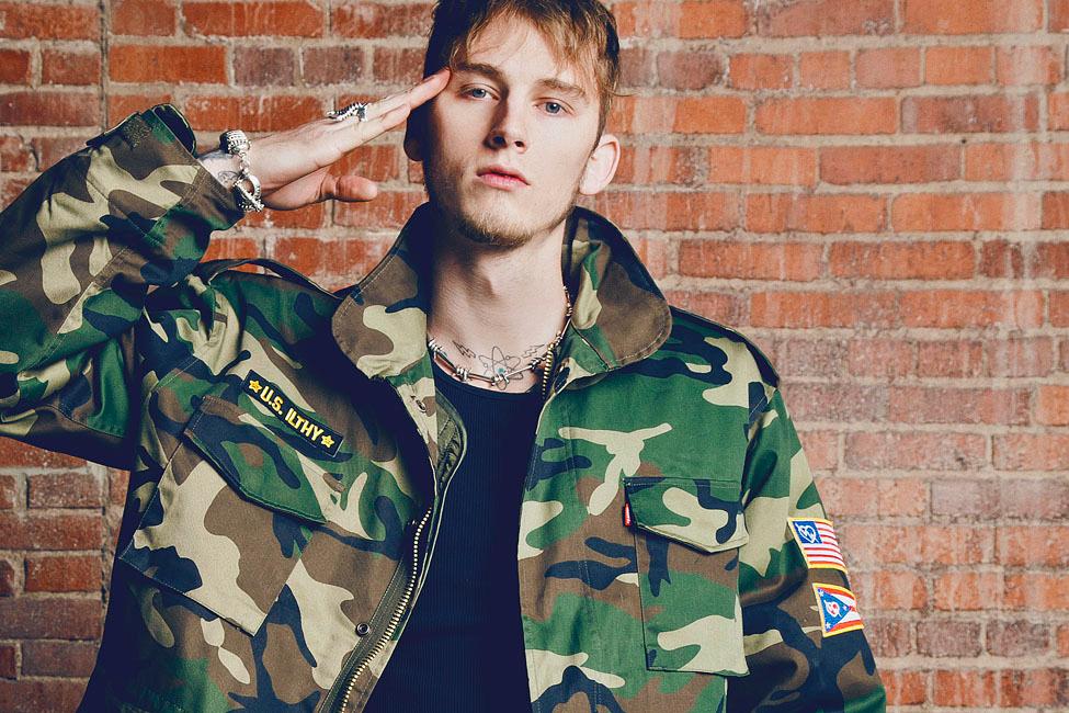 machine gun kelly - young man
