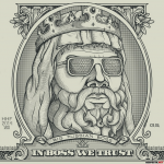 Big Russian Bo$$ - In Bo$$ We Trust (2014)