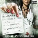 B-Real - The Prescription (2015)