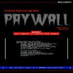 Pharaoh & Boulevard Depo — Paywall (2015)
