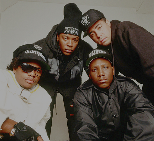 Rap Group NWA