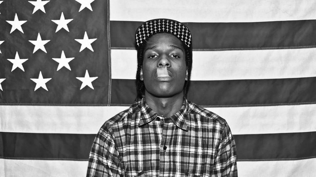 ASAP Rocky flag