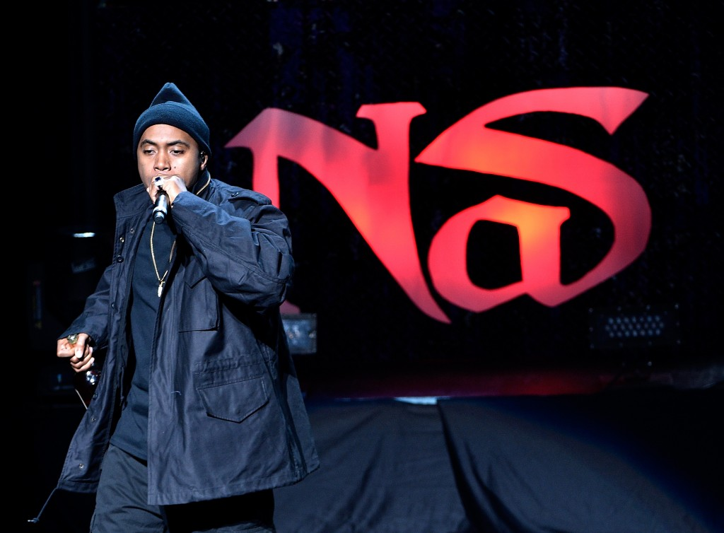 Nas Opening Night Concert - 2014 Tribeca Film Festival