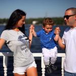 Рэпер Слим: «Вернувшись В Москву Я Первым Делом Хочу Увидеть Жену И Ребенка» (2015)