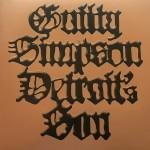 Guilty Simpson - Detroit's Son (2015)