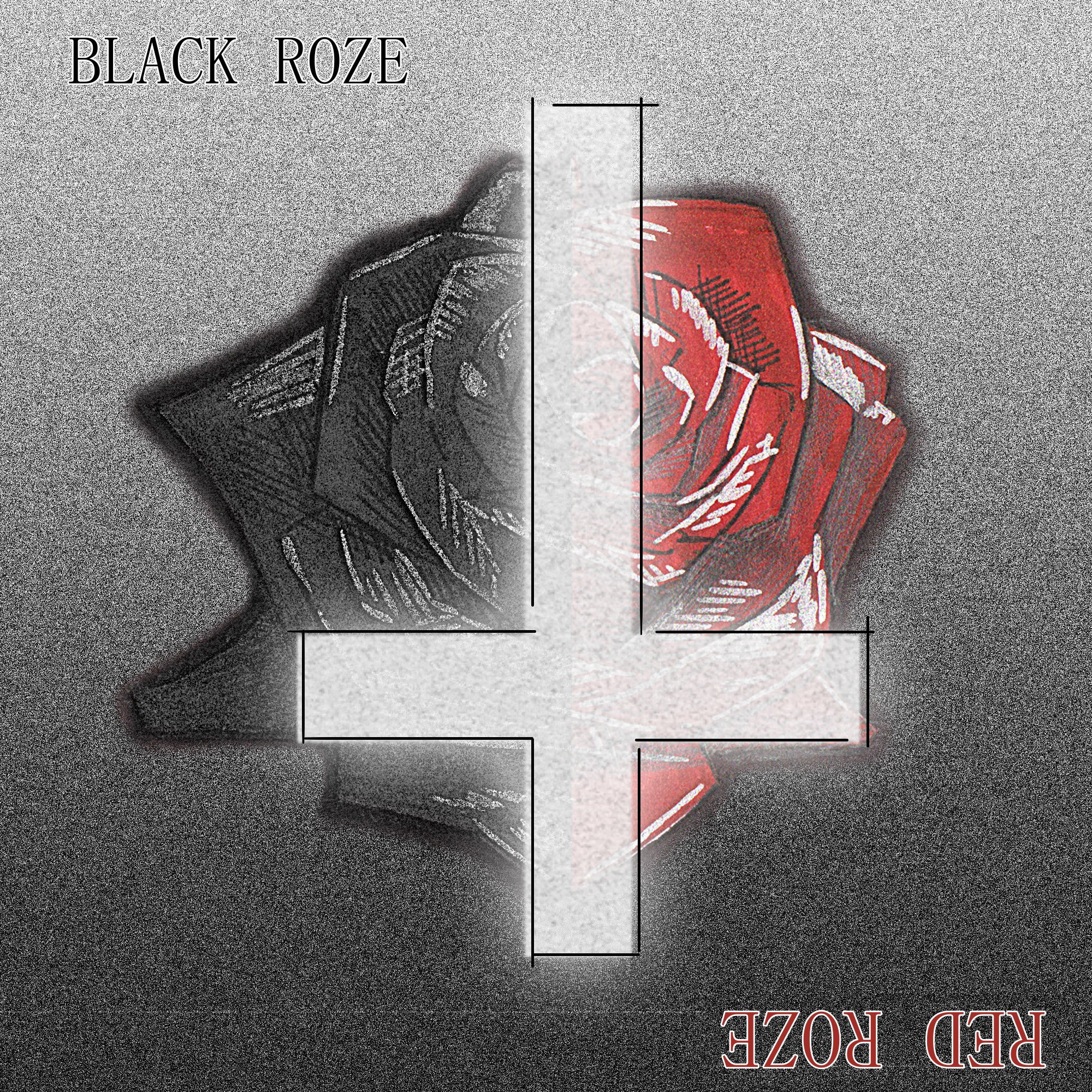 pyrokinesis — BLACK ROZE x RED ROZE (2015)