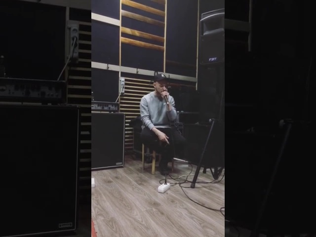SCHOKK и REDO на студии