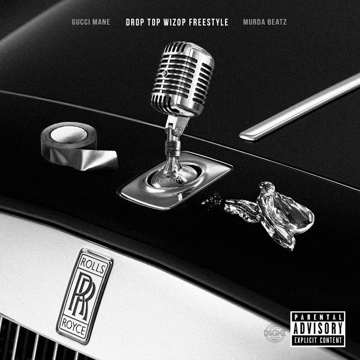 Gucci Mane – Drop Top Wizop (Freestyle)