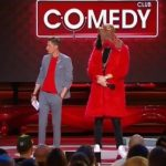 Big Russian Boss на Comedy Club