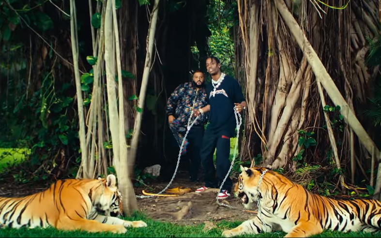 TRAVIS SCOTT x DJ KHALED x BIG SEAN x RICK ROSS – «ON EVERYTHING»
