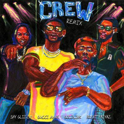 Gucci Mane & GoldLink - Crew (Remix)