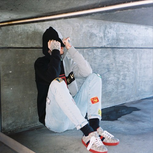 LiL PEEP – no respect freestyle (prod. greaf)