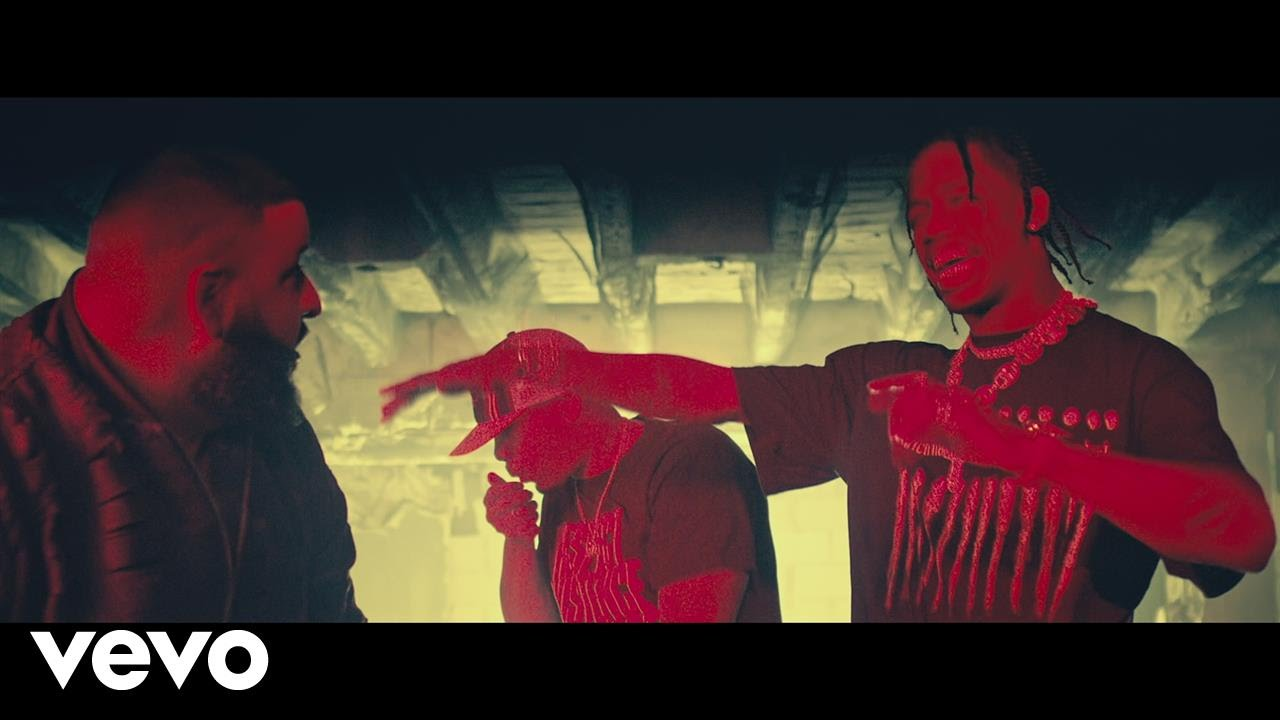 TRAVI$ SCOTT x DJ KHALED x NAS — IT'S SECURED