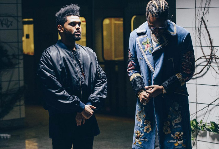 Future & The Weeknd – Comin Out Strong