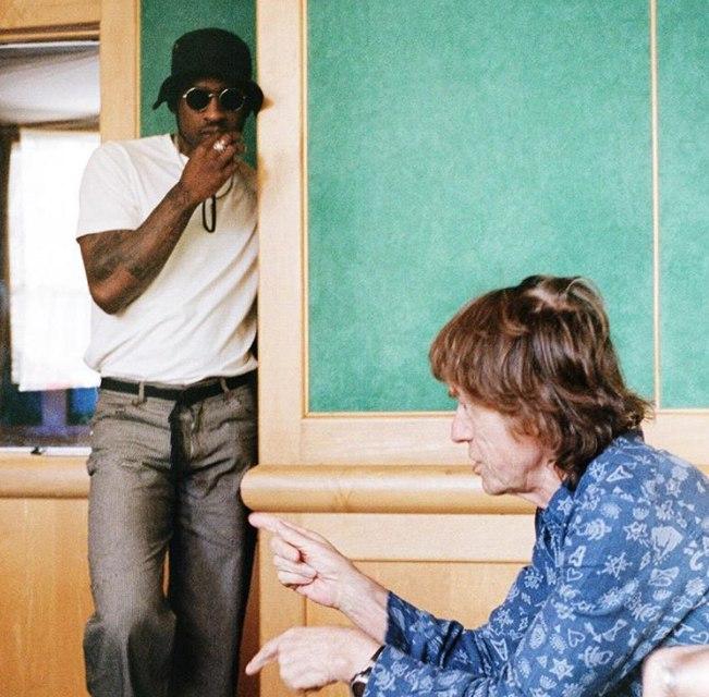 Skepta & Mick Jagger - England Lost