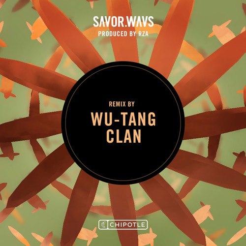 Wu-Tang Clan - SAVOR.WAVS (Remix)