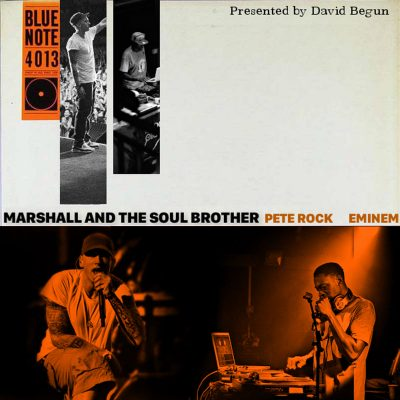 Eminem & Pete Rock - Marshall & The Soul Brother