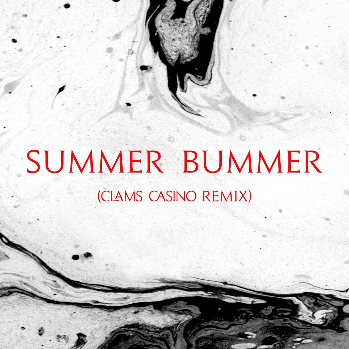 Lana Del Rey & ASAP Rocky & Playboi Carti - Summer Bummer (Clams Casino Remix)