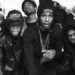 A$AP Mob и Pro Era стримят GTA V Online