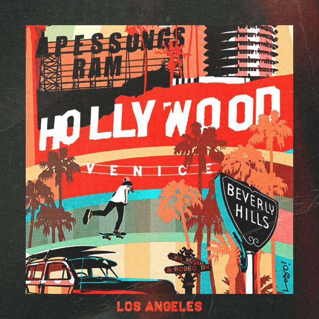 Ram (Грязный Рамирес) & Apes Songs – Los Angeles
