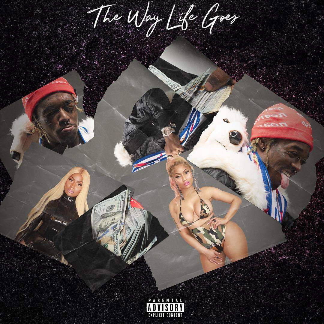 Lil Uzi Vert & Nicki Minaj – The Way Life Goes (Remix)