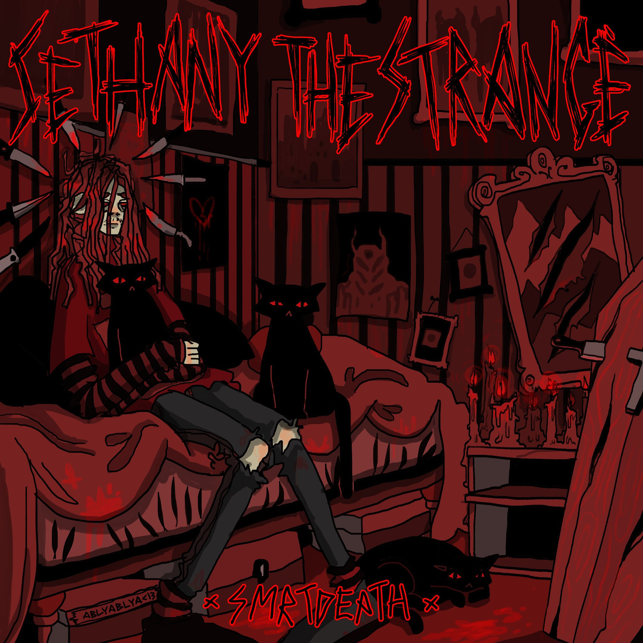 smrtdeath - sethany the strange