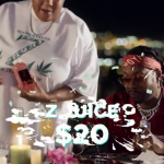 2 Chainz пробует дорогую еду с травой