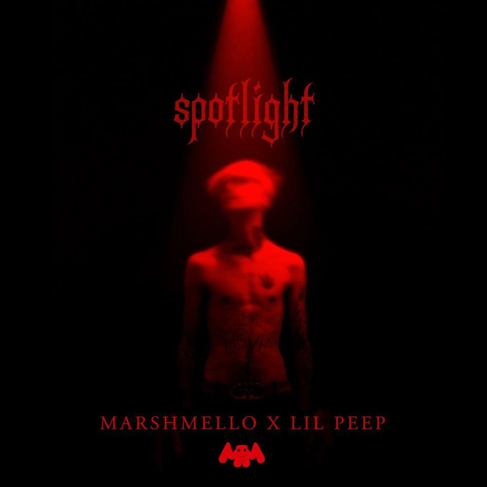 LiL PEEP & Marshmello – Spotlight