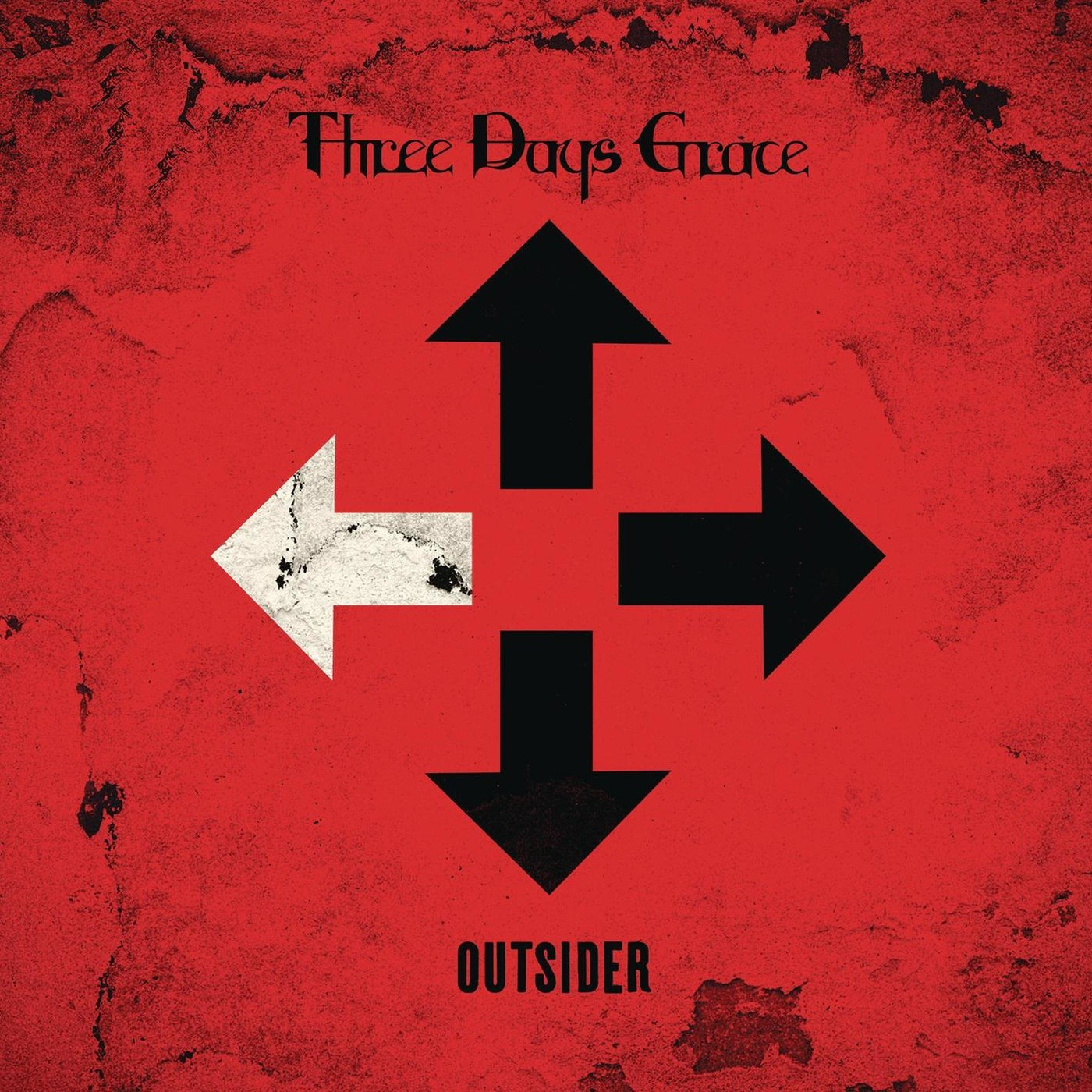 Three Days Grace – The Outsider