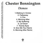 Chester Bennington – Demos