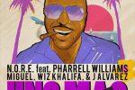 N.O.R.E., Wiz Khalifa, Pharrell, Miguel & J Alvarez – Uno Mas (Remix)