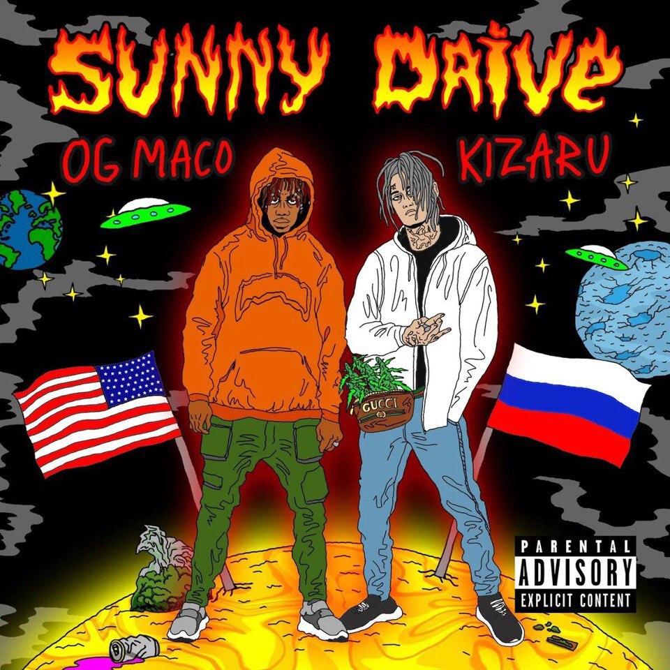Kizaru & OG Maco – Sunny Drive