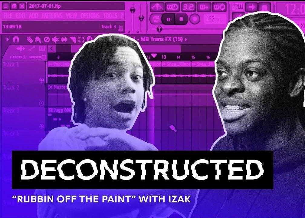 Как создавался бит трека YBH Nahmir  «Rubbin Off The Paint»: Izak (Переведено сайтом Rhyme.ru)