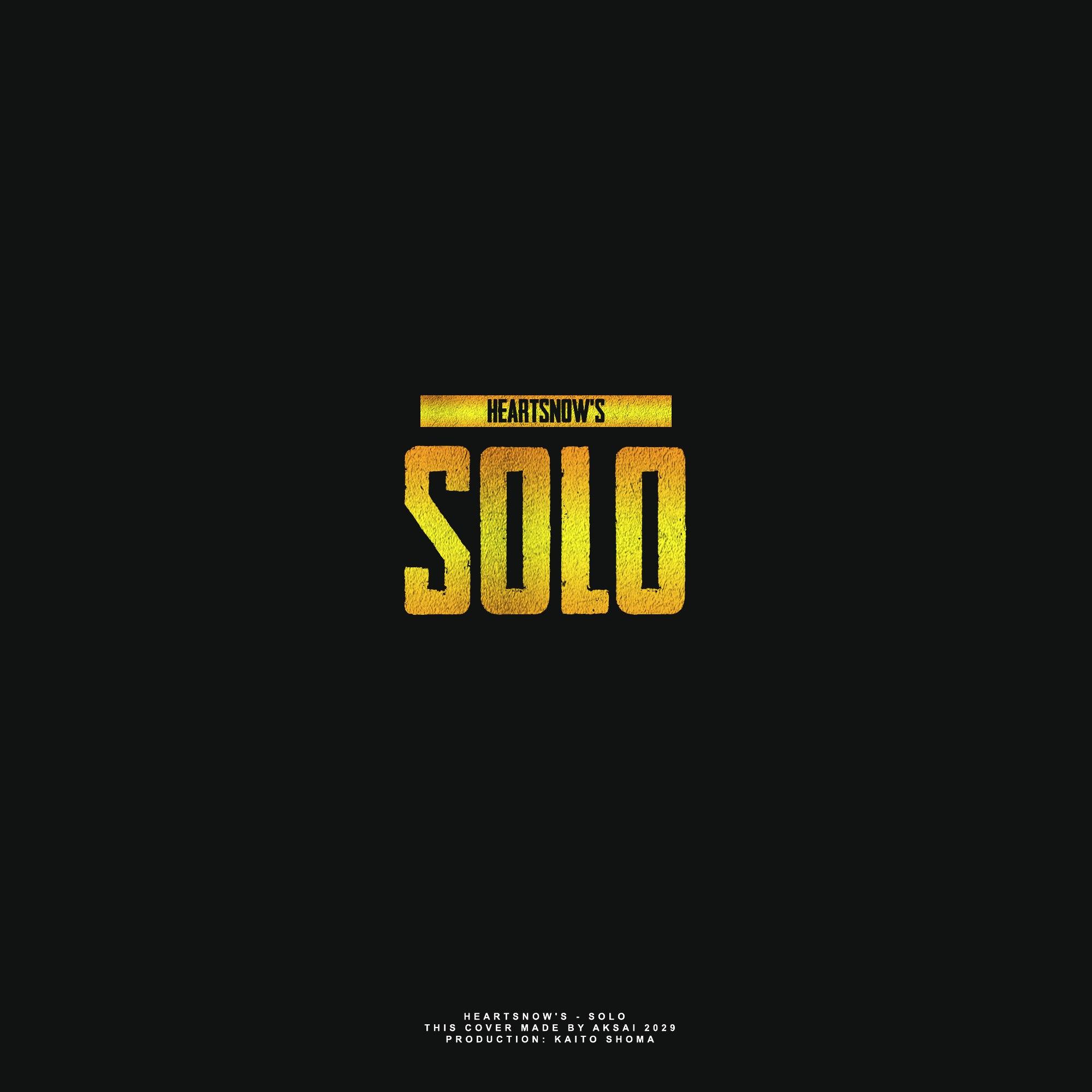 Heartsnow – Solo