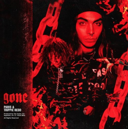 Paris & Trippie Redd – Gone