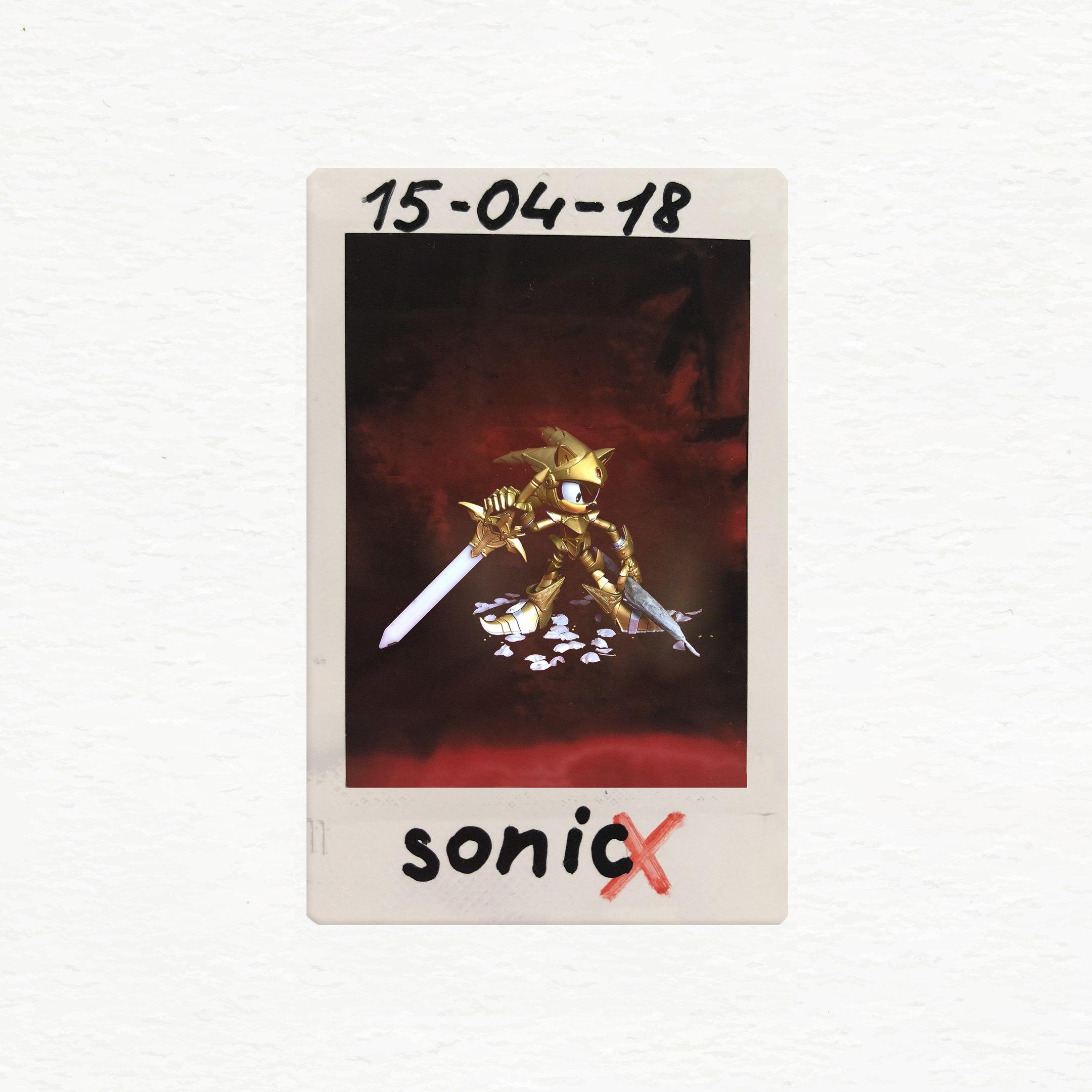 Thomas Mraz – Sonic X