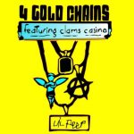 LiL PEEP – 4 Gold Chains (prod. by Clams Casino)