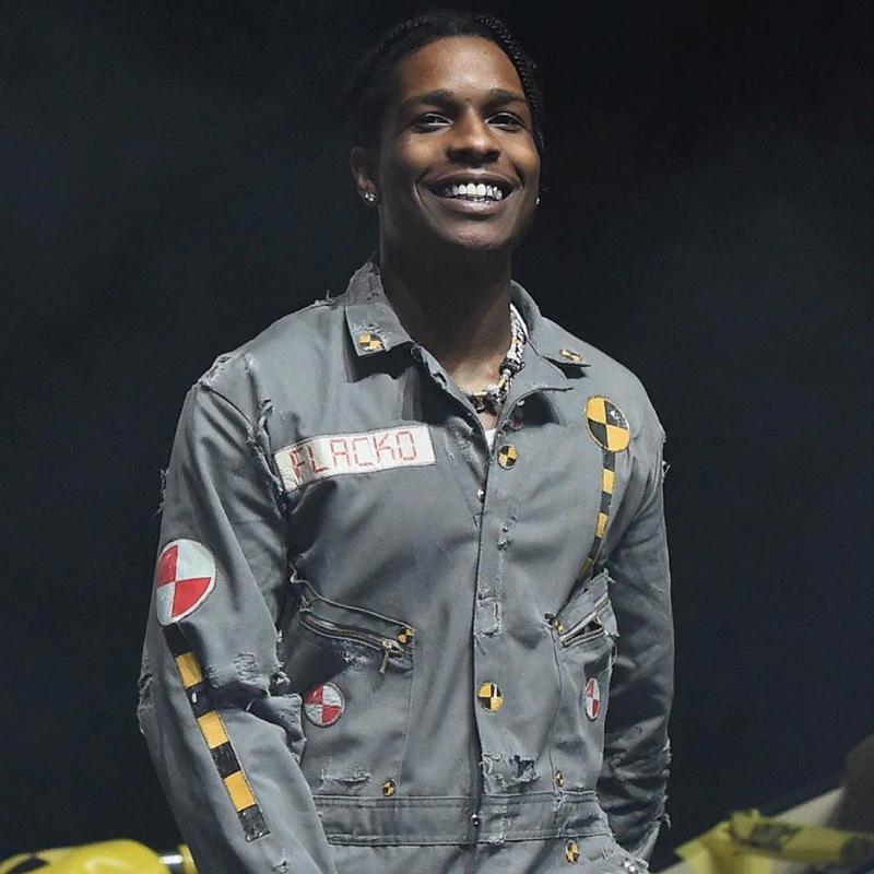 A$AP Rocky & Enwhyti – Nights Like This