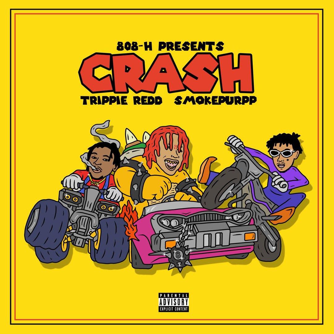 Trippie Redd & Smokepurpp – Crash