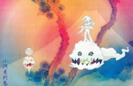Рецензия: Kanye West & Kid Cudi – Kids See Ghosts