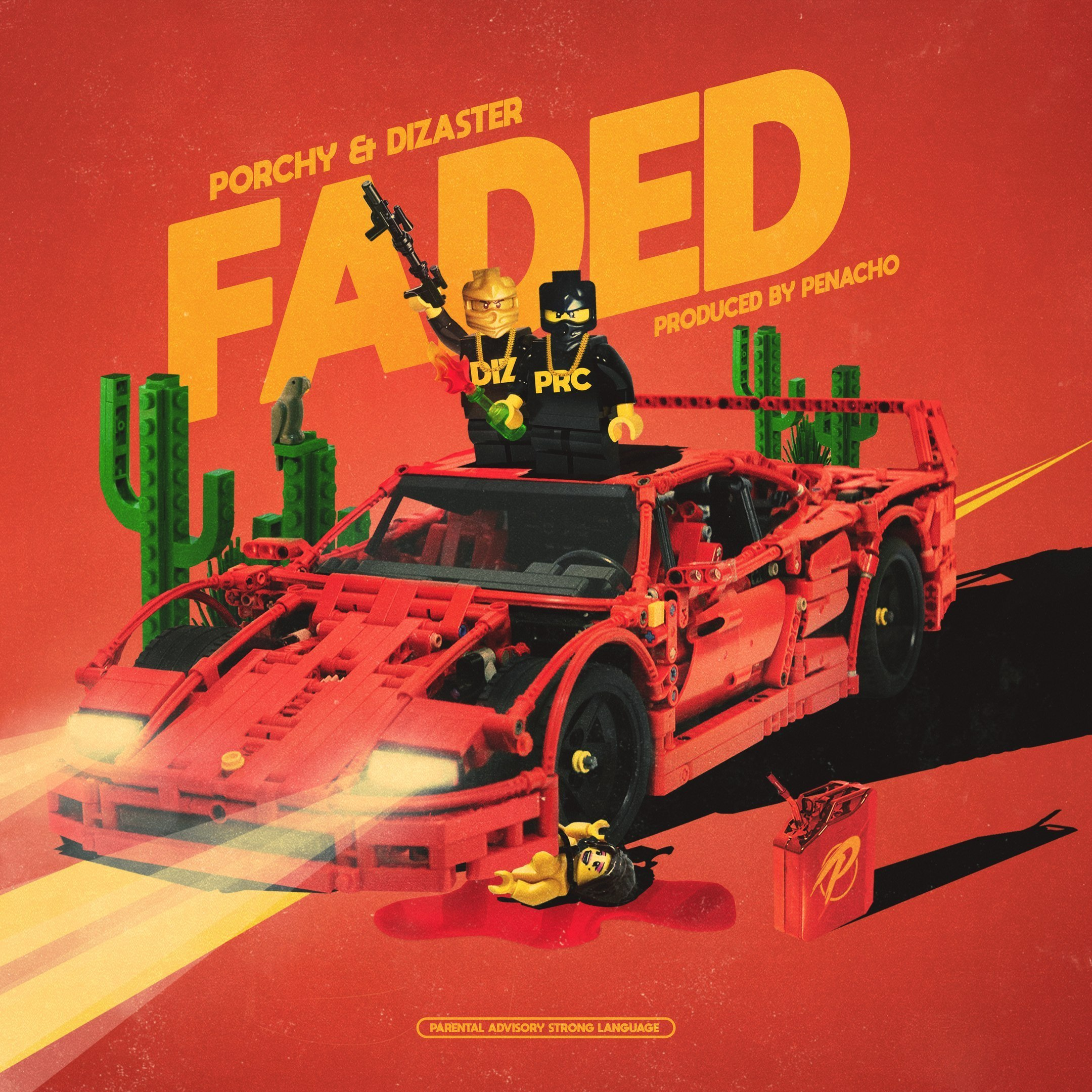 Porchy & Dizaster – Faded