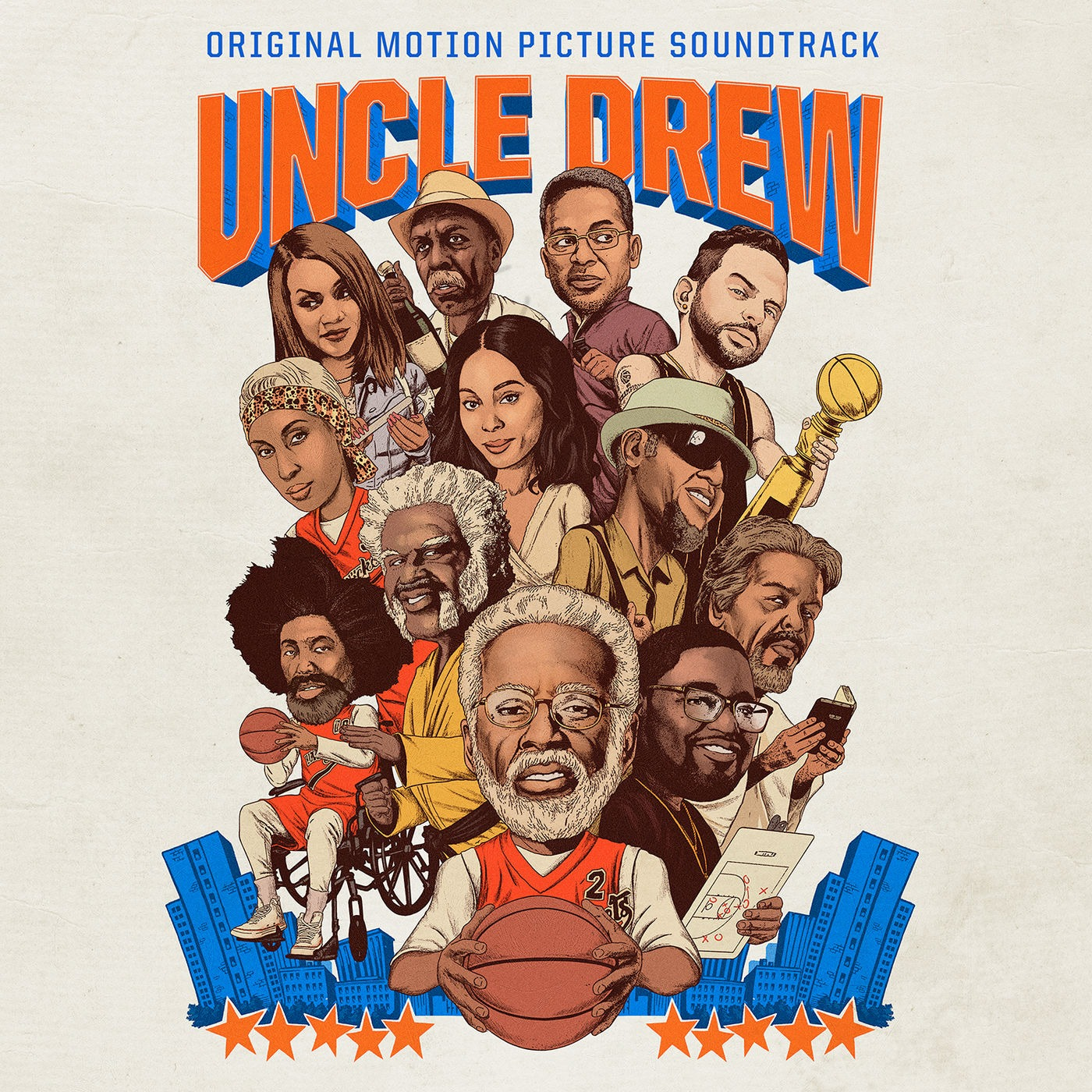 A$AP Rocky, 21 Savage & Gucci Mane – Uncle Drew (Soundtrack)