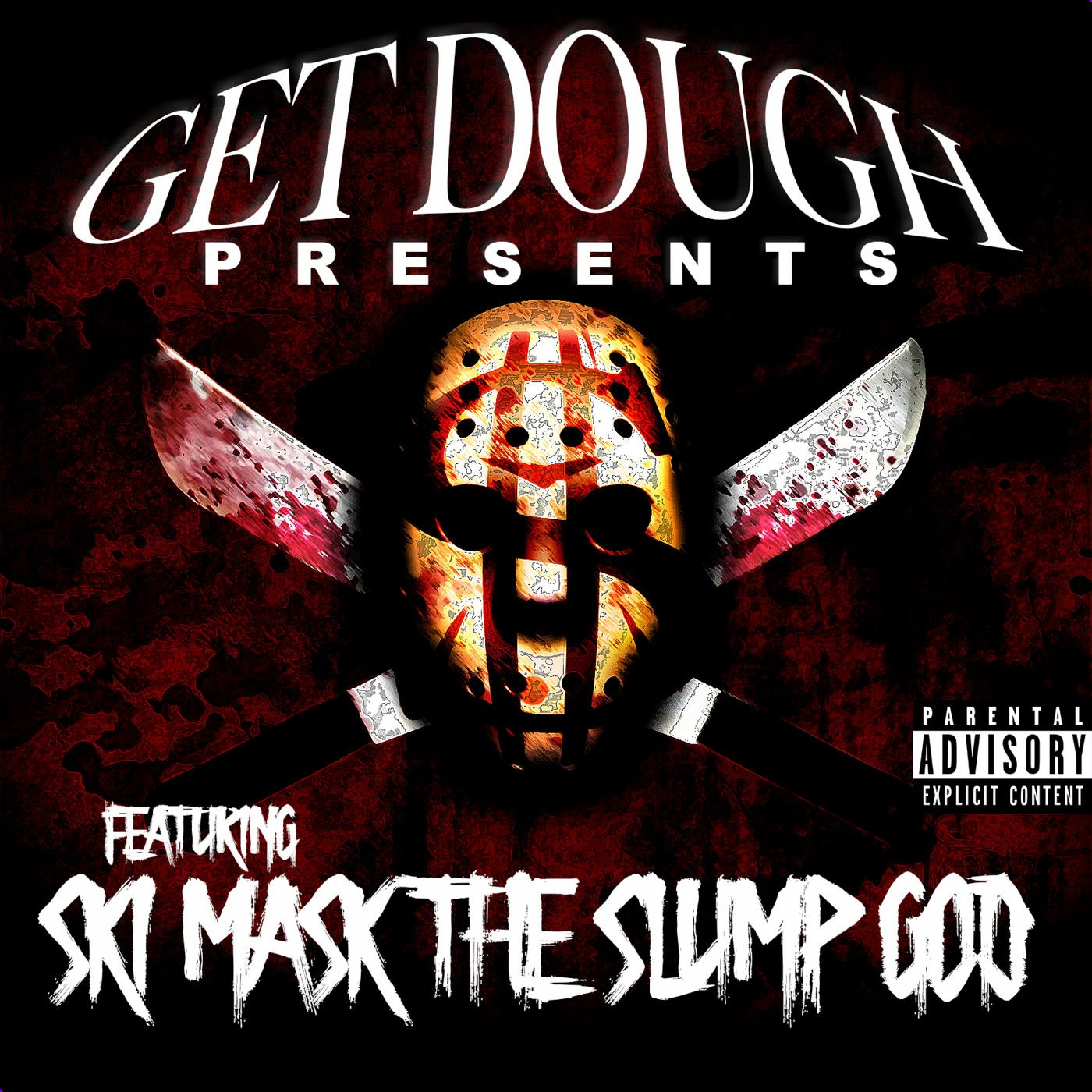 Ski Mask «The Slump God» – Get Dough Presents