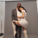 Travi$ Scott и Kylie Jenner в фотосъемке для «GQ»