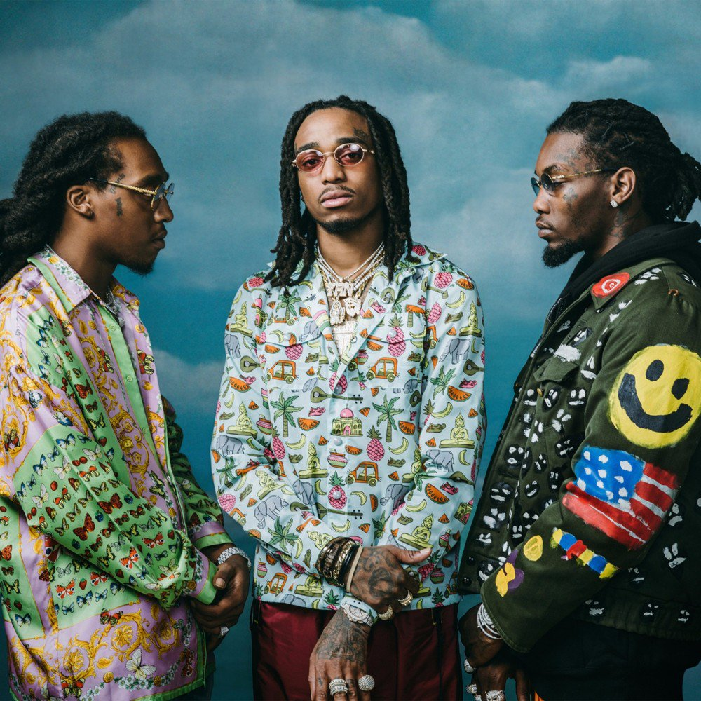 Migos – They Can't Win