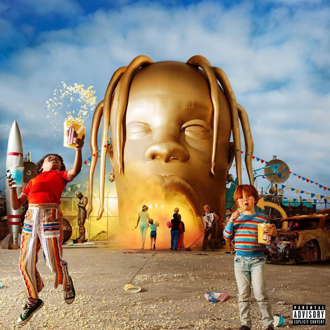 Travis Scott – Astroworld