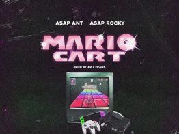 A$AP Ant & A$AP Rocky – Mario Cart