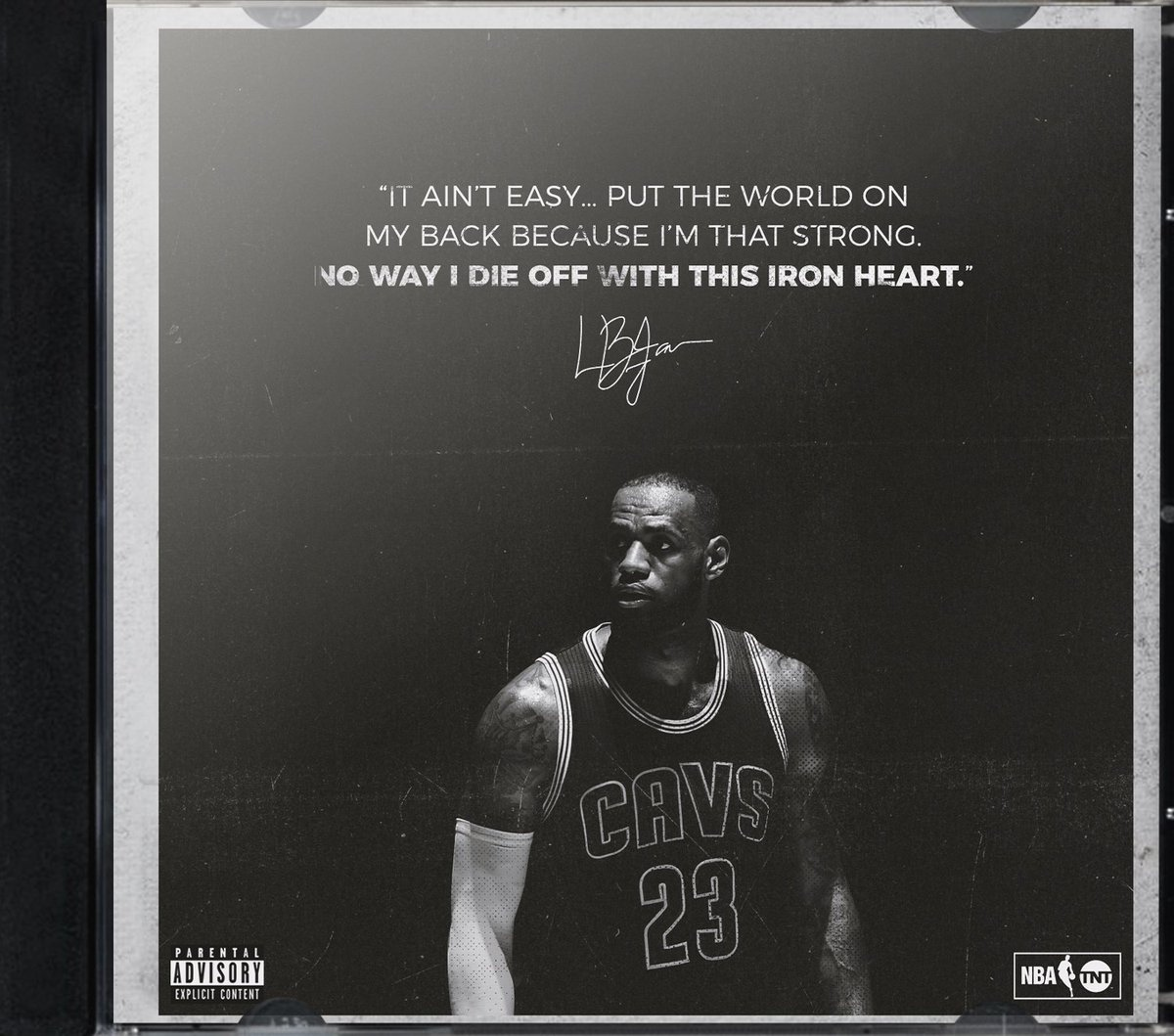 Kevin Durant & Lebron James – It Ain't Easy
