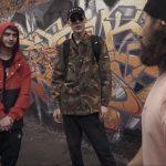 Versus Fresh Blood 4: встреча команды Оксимирона, общение тет-а-тет, погружение в корни хип-хопа