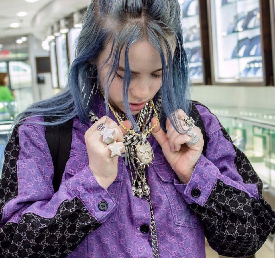 Billie Eilish & Childish Major – you should see me in a crown